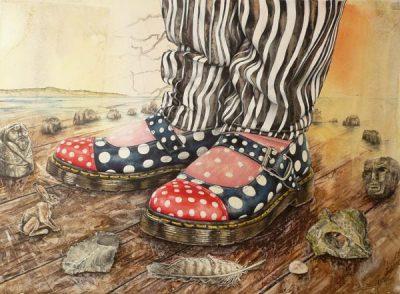 C.Sparkes_Maz's Shoes