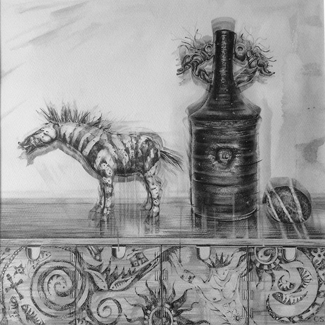 C.Sparkes_The Zebra the Pot and the Pebble 2
