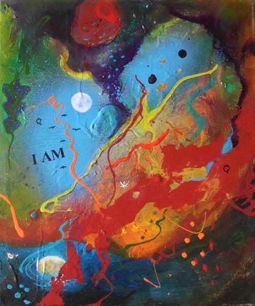 I AM The ocean of Consciousness_