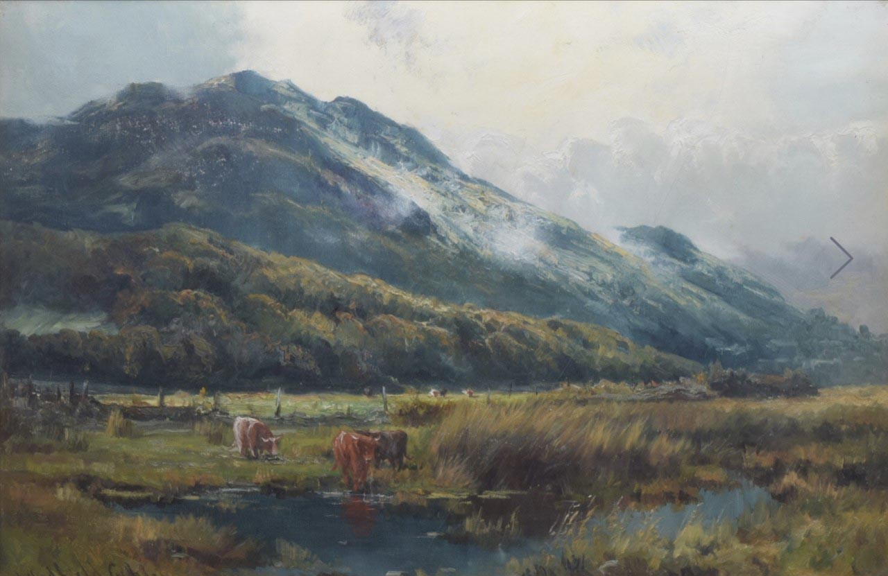 Henry Cubley Painting