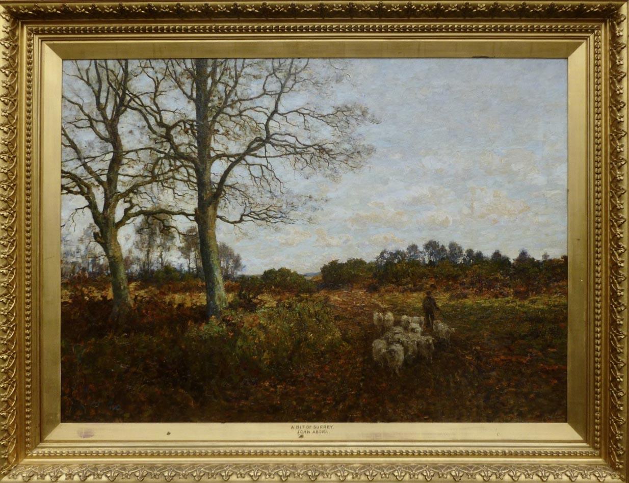 John Aborn Painting