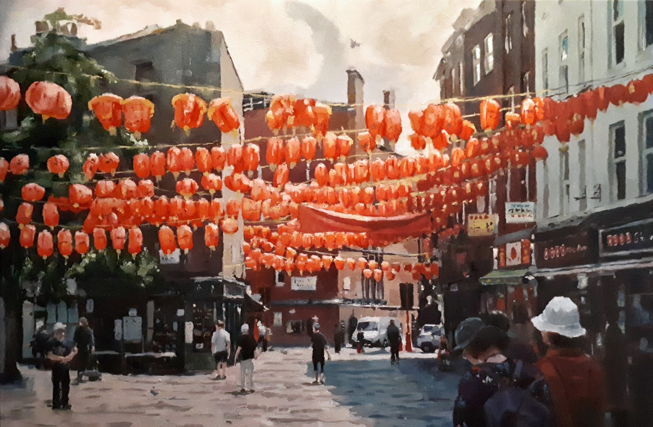 Return to Chinatown