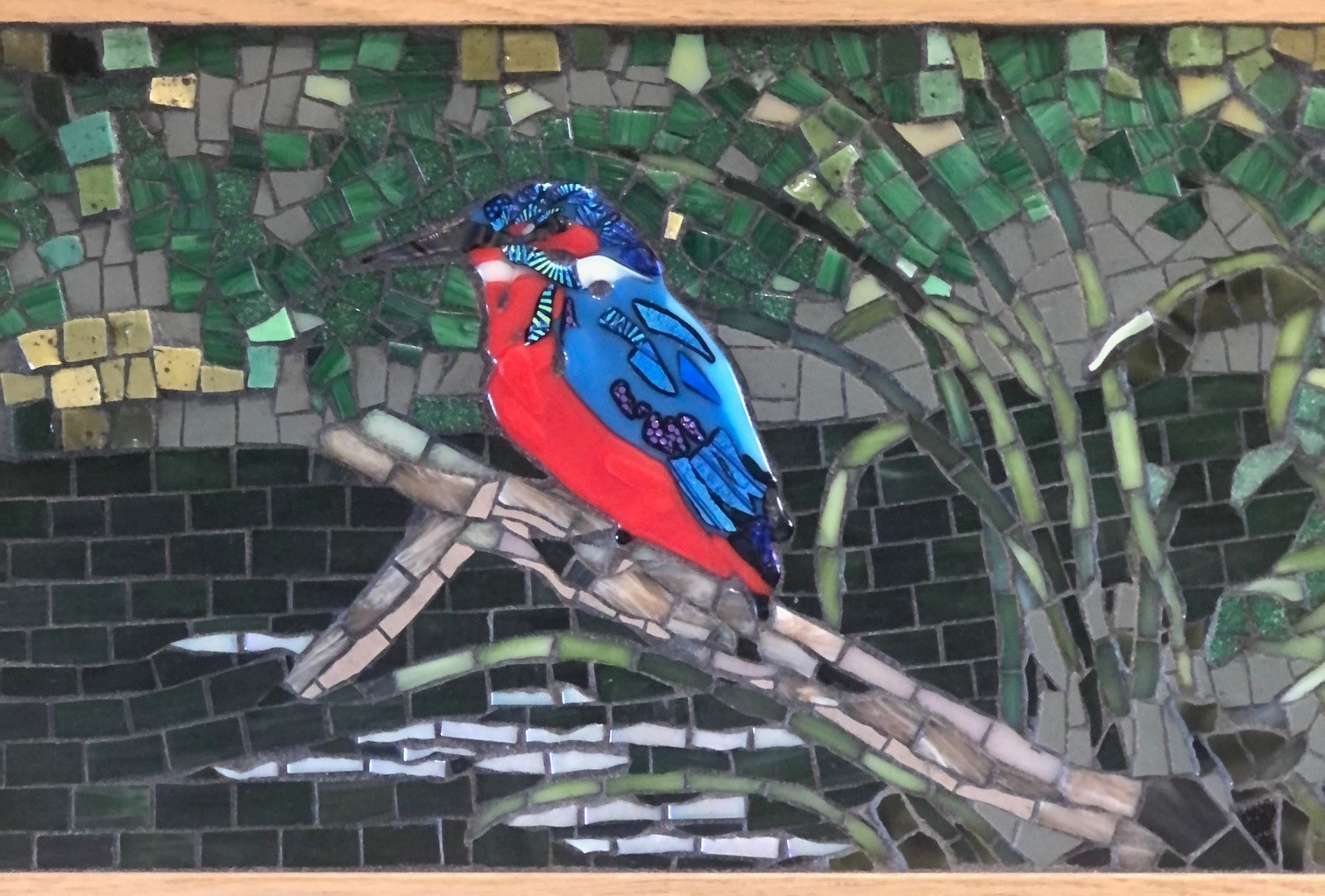KINGFISHER BY KATE BAKER