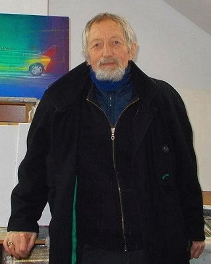 Gerard Tunney Kent artist