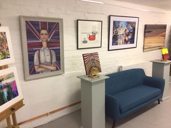 Art Gallery in Cranbrook, Kent