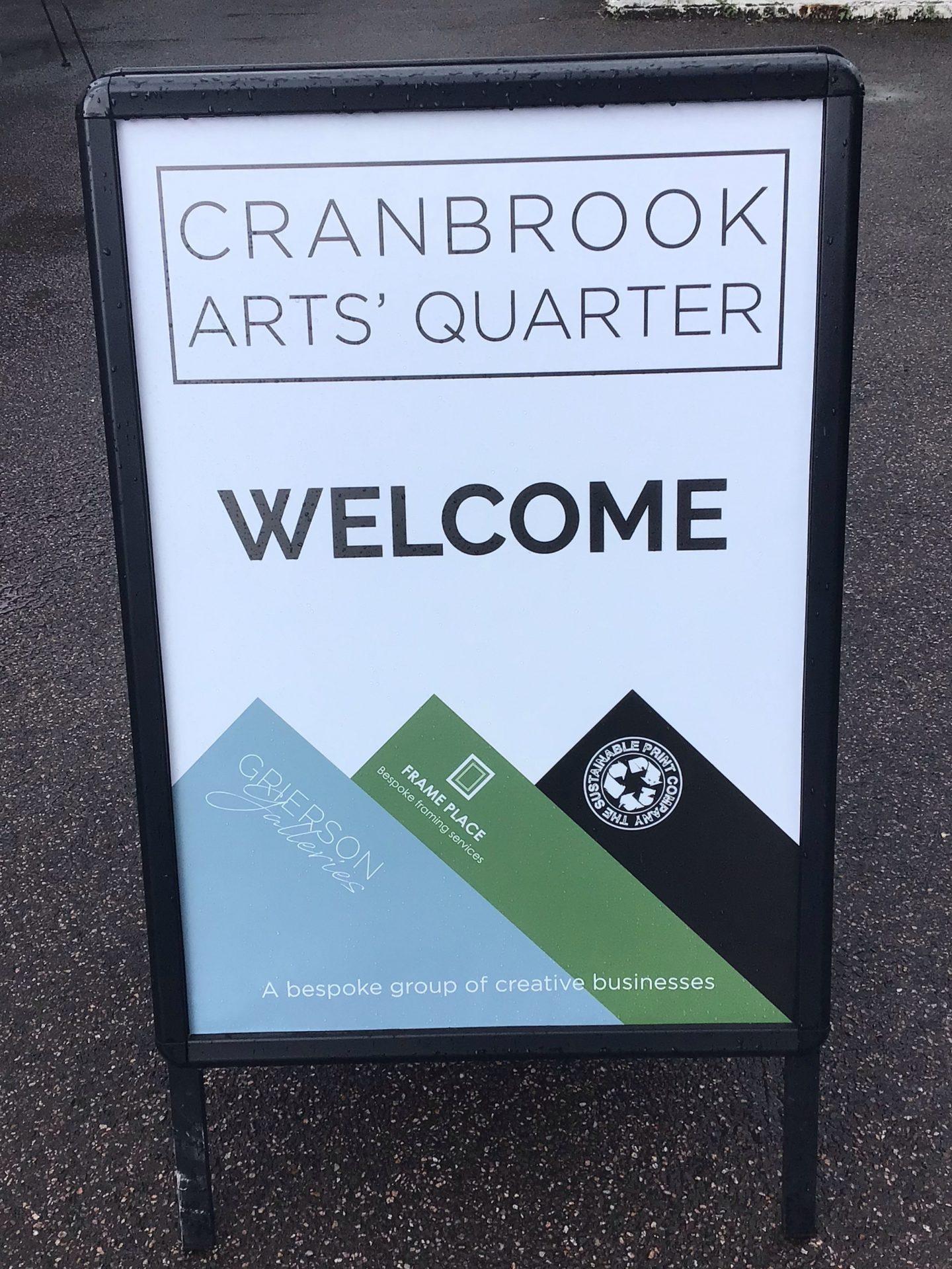 Welcome to Cranbrook Arts Corner