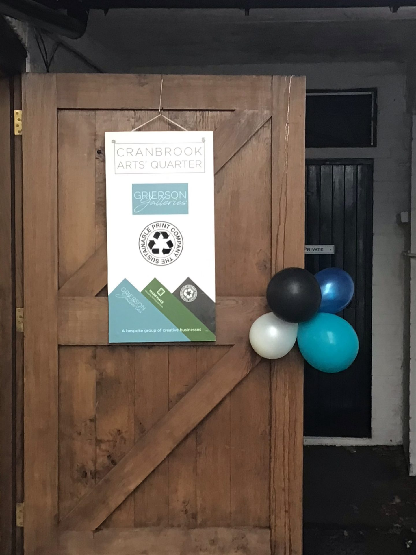 CRANBROOK ARTS' QUARTER Launch Party on August 7th (12)