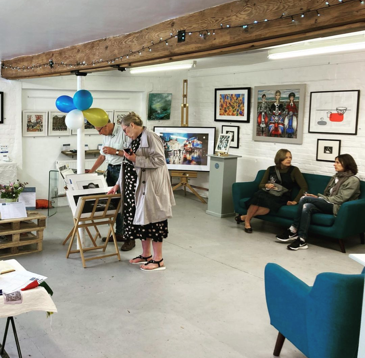 CRANBROOK ARTS' QUARTER Launch Party on August 7th (2)