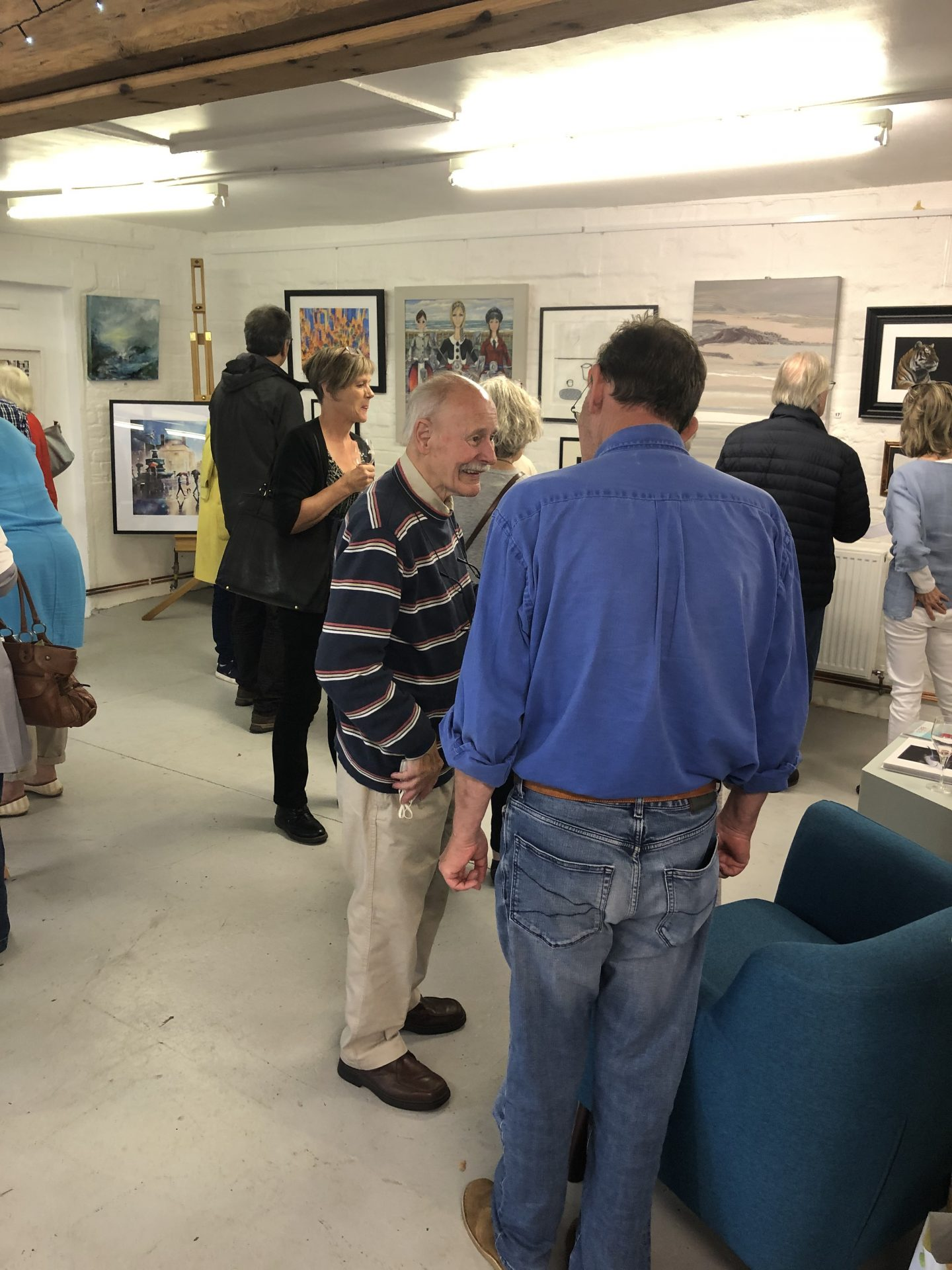 CRANBROOK ARTS' QUARTER Launch Party on August 7th (4)