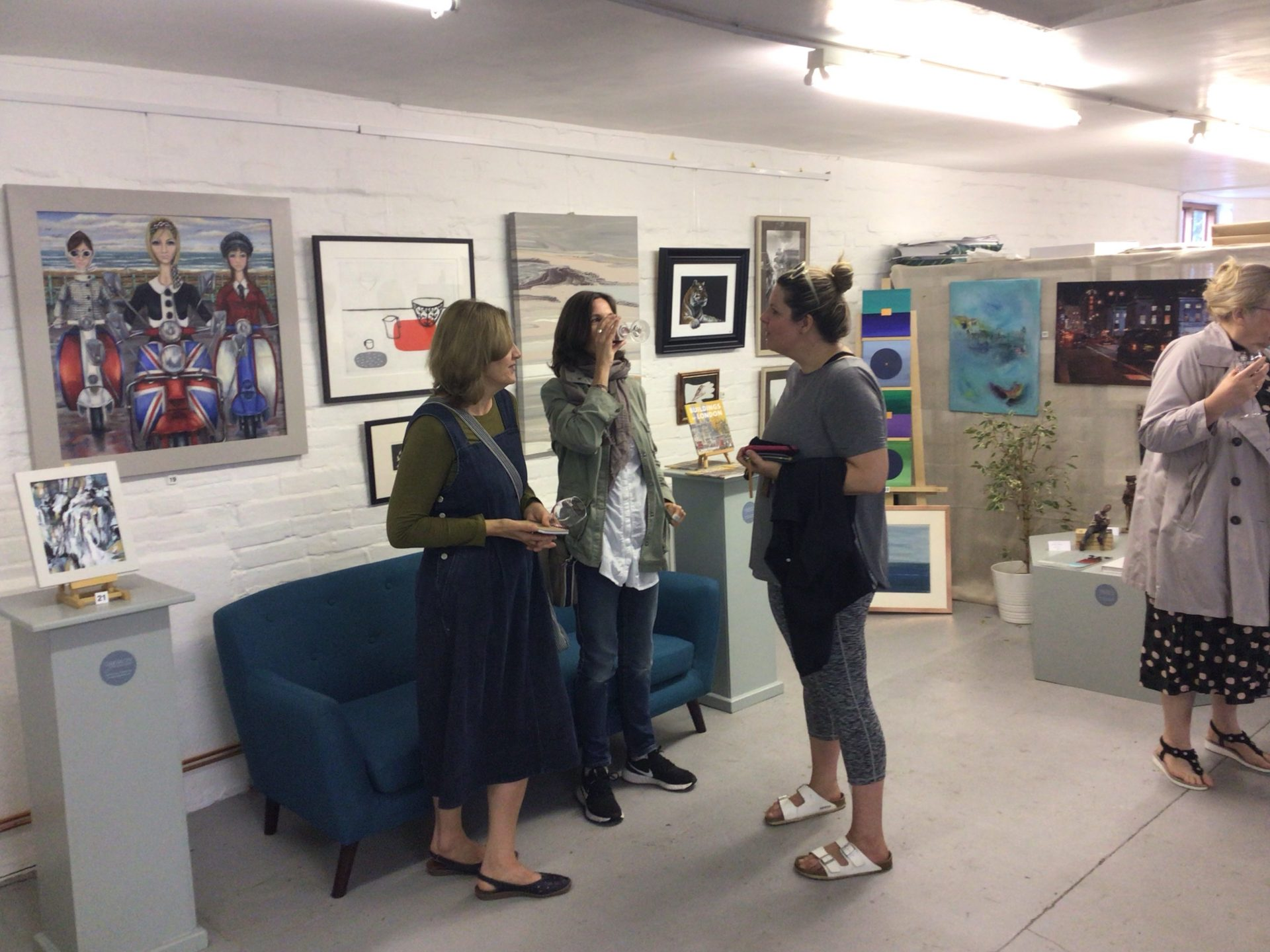 CRANBROOK ARTS' QUARTER Launch Party on August 7th (9)